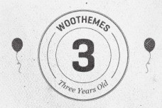 WooThemes 3rd Birthday