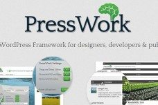 PressWork WordPres Theme Framework