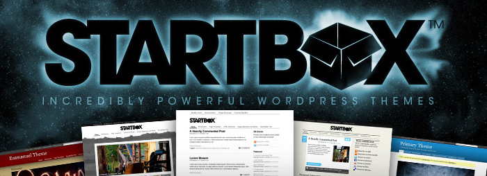 StartBox WordPress Theme Framework