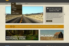 Traverse WordPress Theme Preview
