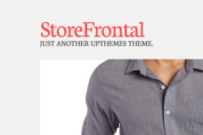 StoreFrontal WordPress Theme