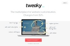 Tweaky Theme Customization Service and Coupon
