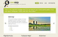 Over Easy WordPress Theme from ThemeForest