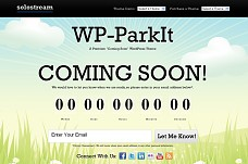 WP-ParkIt WordPress Theme from Max Foundry