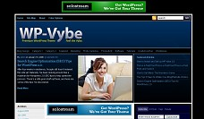 WP-Vybe WordPress Theme from Gabfire Themes