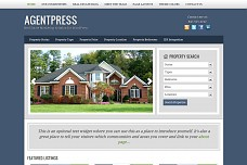 AgentPress WordPress Theme from MOJO Themes