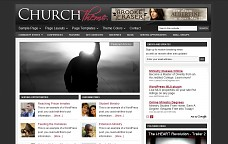 Church WordPress Theme from Mint Themes
