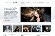 Crystal WordPress Theme from ThemeForest