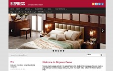 Bizpress WordPress Theme from Elegant Themes