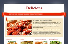 Delicious WordPress Theme from MOJO Themes