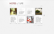 DailyNotes WordPress Theme from ThemeBaker