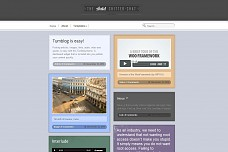 Auld WordPress Theme from UpThemes