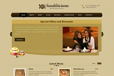 Foodilicious WordPress Theme from ThemeForest