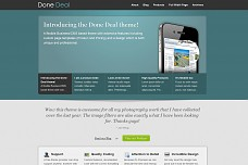 Done Deal WordPress Theme from Obox