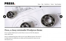 Press WordPress Theme from ThemeBaker