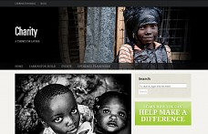 Charity Theme WordPress Theme from ThemeForest