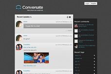 Conversate WordPress Theme from ThemeForest
