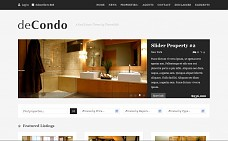 deCondo WordPress Theme from WooThemes