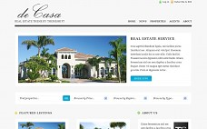 deCasa WordPress Theme from MOJO Themes