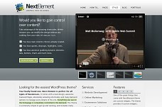 NextElement WordPress Theme from ThemeForest