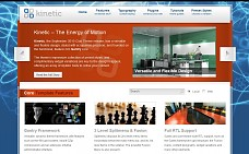 Kinetic WordPress Theme from ThemeForest