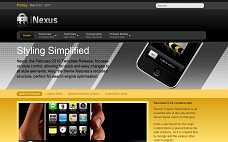 Nexus WordPress Theme from ThemeForest