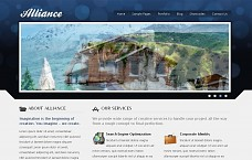 Alliance WordPress Theme from ThemeForest