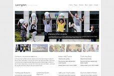Lexington WordPress Theme from ThemeForest