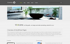 Granity WordPress Theme from Voosh Themes