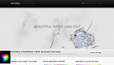 Maximus WordPress Theme from MOJO Themes
