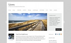 Linen WordPress Theme from The Theme Foundry