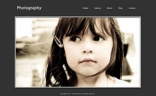 Photography WordPress Theme from The Theme Foundry