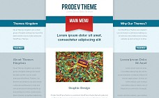Prodev WordPress Theme from Voosh Themes