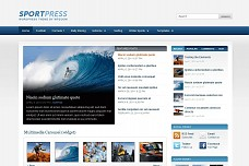 SportPress WordPress Theme from WPZOOM