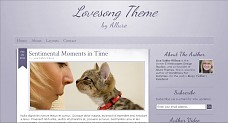Lovesong WordPress Theme from StudioPress