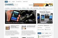ChannelPro WordPress Theme from Theme Junkie