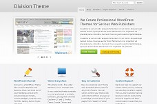 Division WordPress Theme from WPMU DEV