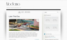 Moderno WordPress Theme from Themedy