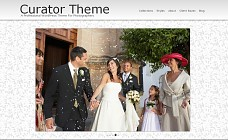 Curator WordPress Theme from Organized Themes