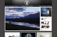 Ventana WordPress Theme from Organized Themes