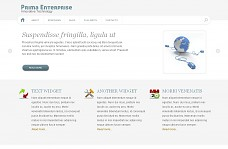 Prima WordPress Theme from ThemeForest