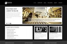 Egesto WordPress Theme from ThemeForest