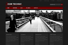 Zoom Technic WordPress Theme from ThemeForest