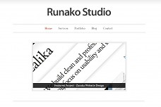 Runako WordPress Theme from Voosh Themes