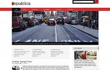 Republica WordPress Theme from ThemeForest