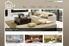 Indoor WordPress Theme from Xtreme Theme