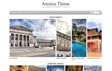 Artistica WordPress Theme from WPZOOM