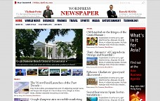 Advanced Newspaper Magazine/News WordPress Theme from Gabfire Themes
