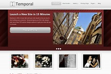 Temporal WordPress Theme from Voosh Themes