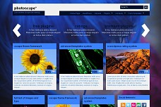 photoScape WordPress Theme from Organized Themes